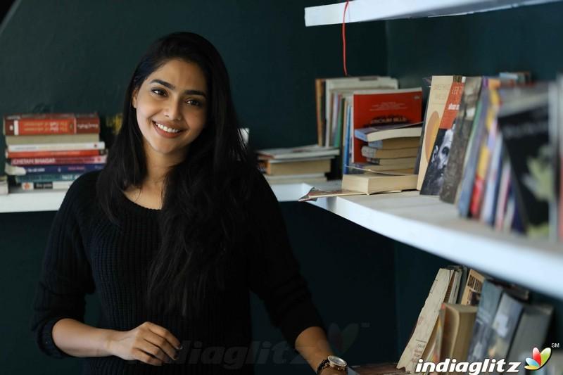 Aiswarya Lakshmi Exclusive Gallery