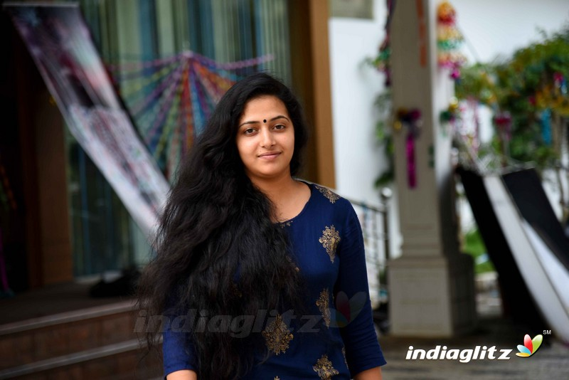 Actress Anu Sithara