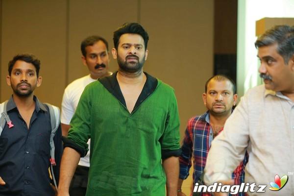 'Bahubali 2' Press Meet