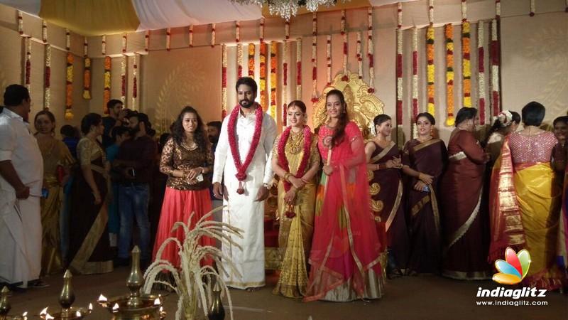 Bhavana & Naveen Wedding Function
