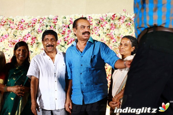 Dhyan sreenivasan & Arpita Marriage