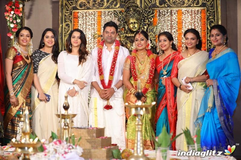 Jyothi Krishna Wedding