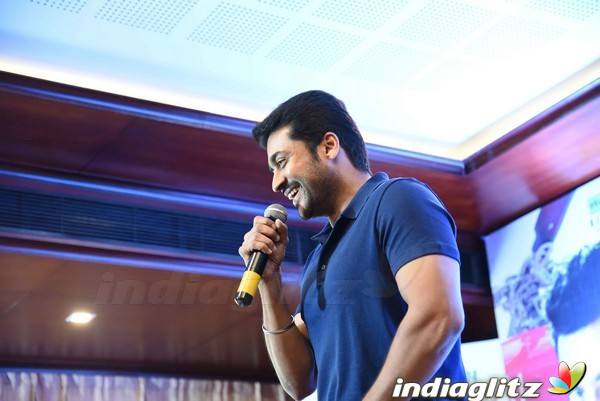 Singam 3 Movie Press Meet at Kerala