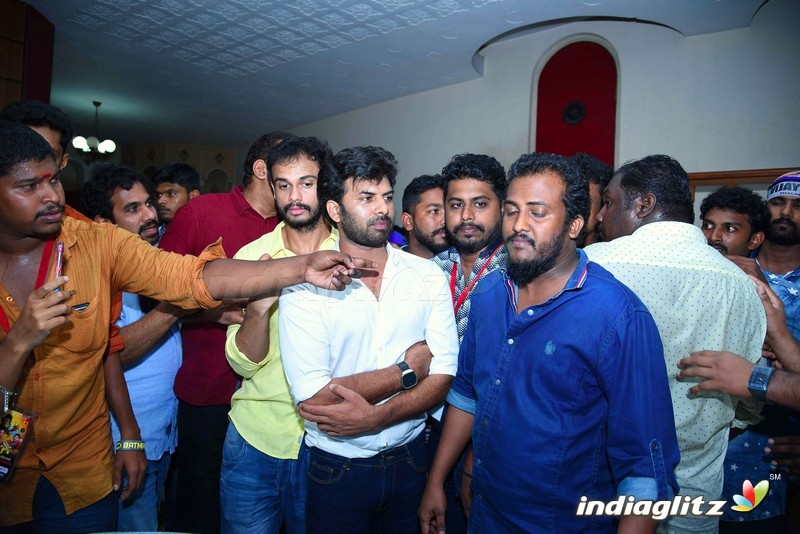 Pranav Mohanlal New Photo Events - Sunny Wayne's...