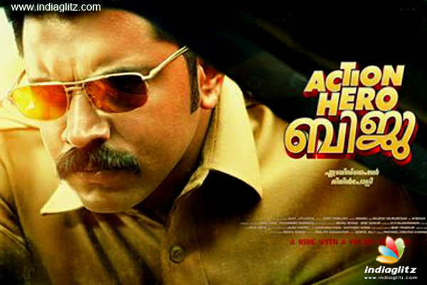 Action Hero Biju Music Review