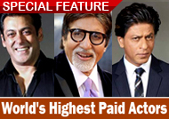 Salman Khan ahead of Shah Rukh Khan in World's Richest Celebrity List: Forbes