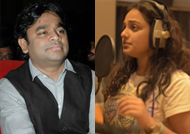 Nithya Menon croons a lullaby for AR Rahman