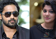 Actor Asif Ali and Aparna Balamurali in a rom-com