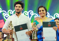Dulquer Salmaan and Parvathy grabs Kerala State Film Award