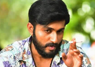 Dhyan Sreenivasan's new look for 'Ore Mugham'