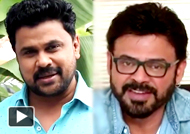 Dileep and Venkatesh convey their wishes for ALLII Film Festival