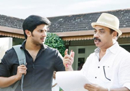 Sathyan Anthikad Shares a memory about Dulquer Salmaan through Facebook