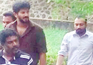 Dulquer's rugged looks and bullet for Amal Neerad