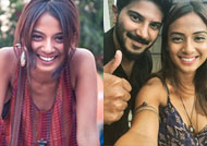 Surfer girl again with Dulquer ?