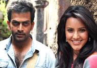 Prithviraj's horror thriller 'Ezra' begins
