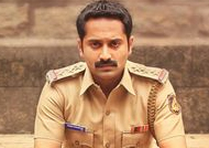 Fahadh Faazil acting with real cops