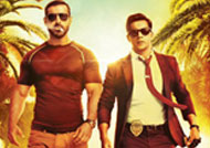'Dishoom' Poster Out! Varun Dhawan and John Abraham look raw together
