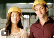 Hrithik Roshan't Kaabil Trailer out before release date!