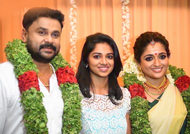 What was behind Kavya's decision to marry Dileep?