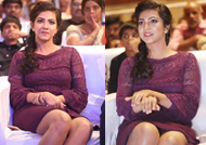 Madonna Sebastian sizzles in sexy dress at Premam (telugu) audio launch