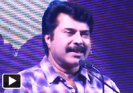 Mammootty Funny Speech : IM The Only Person Available To inaugurate I AM | Adfilm Makers