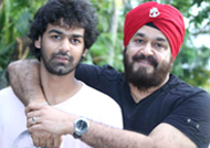 Mohanlal is in the lookout for interesting scripts to launch his son Pranav Mohanlal?