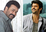 Prabhas is in high praise for the icons of Mollywood Mohanlal & Mammootty
