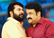 Mammootty's 'The Great Father' impresses MOHANLAL!