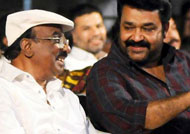 Mohanlal - IV Sasi Duo facing rejection!!!!!