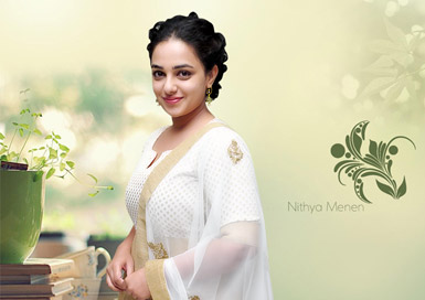 Nithya Menen Wallpapers