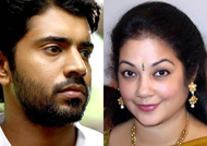 Actress Shanthi Krishna ignorant of Nivin Pauly