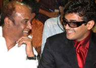 Rajini feels Ajith is the best choice