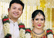Rateesh's daughter Padma gets married