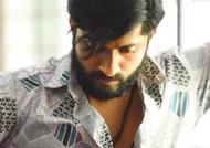 Dhyan Sreenivasan's new look for 'Ore Mugham'