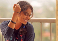 Actress Srinda to be a Tomboy in Role Models