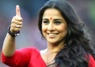 Vidya Balan goes gaga over: Find Here