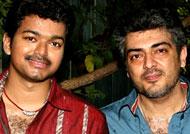 Vijay and Ajith to unite in July?