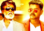 One for Rajini 100 for Vijay