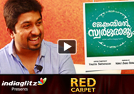 Vineeth Sreenivasan : Jerry Was Framed For Me Not Nivin Pauly