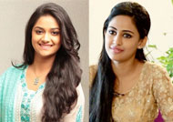 Keerthi Suresh and Aparna Vinod in Vijay's next