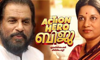 Action Hero Biju Music Review