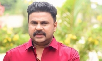 Finally! Dileep to shave his beard