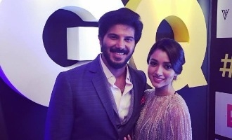 Did you know Dulquer Salmaan's baby's favourite lullaby?