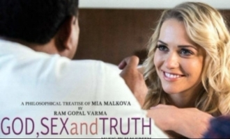 Case filed against RGV - Will Mia Malkova's 'God, Sex and Truth' release tomorrow?