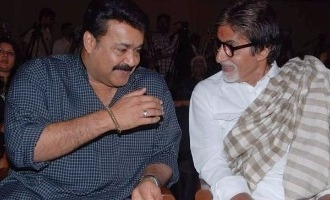 Mohanlal and Amitabh Bachchan approached for a thriller!
