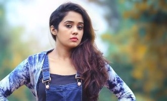 Actress Ananya signs her next