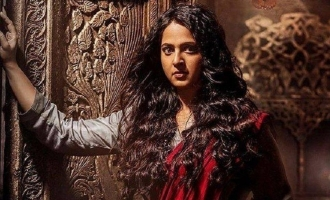 Anushka thanks audience on 'Bhaagamathie'