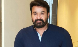 Mohanlal will fly to England for shooting!