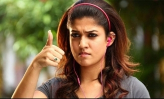 Nayanthara becomes a drug smuggler for her next!