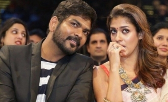 Vignesh Shivan's public marriage proposal to Nayanthara